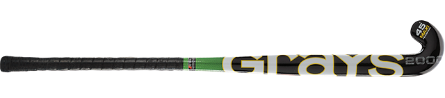 Grays GX 2000 Green Junior Hockey Stick