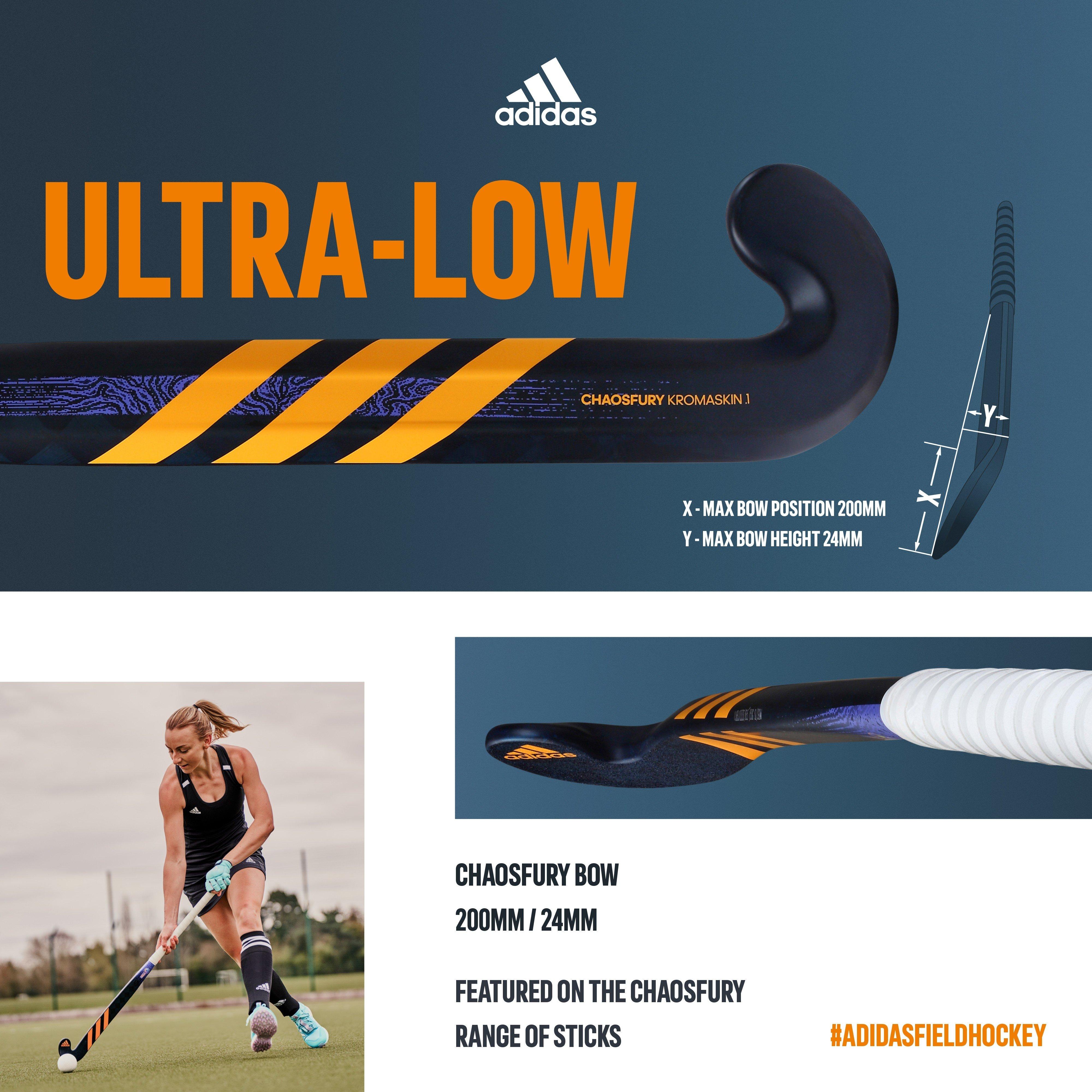 Adidas Chaosfury .5 Hockey Stick Bow