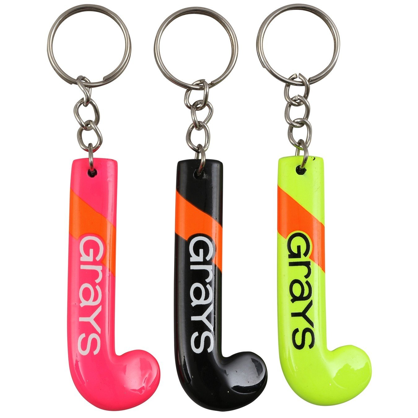Grays Hockey Stick Keyring