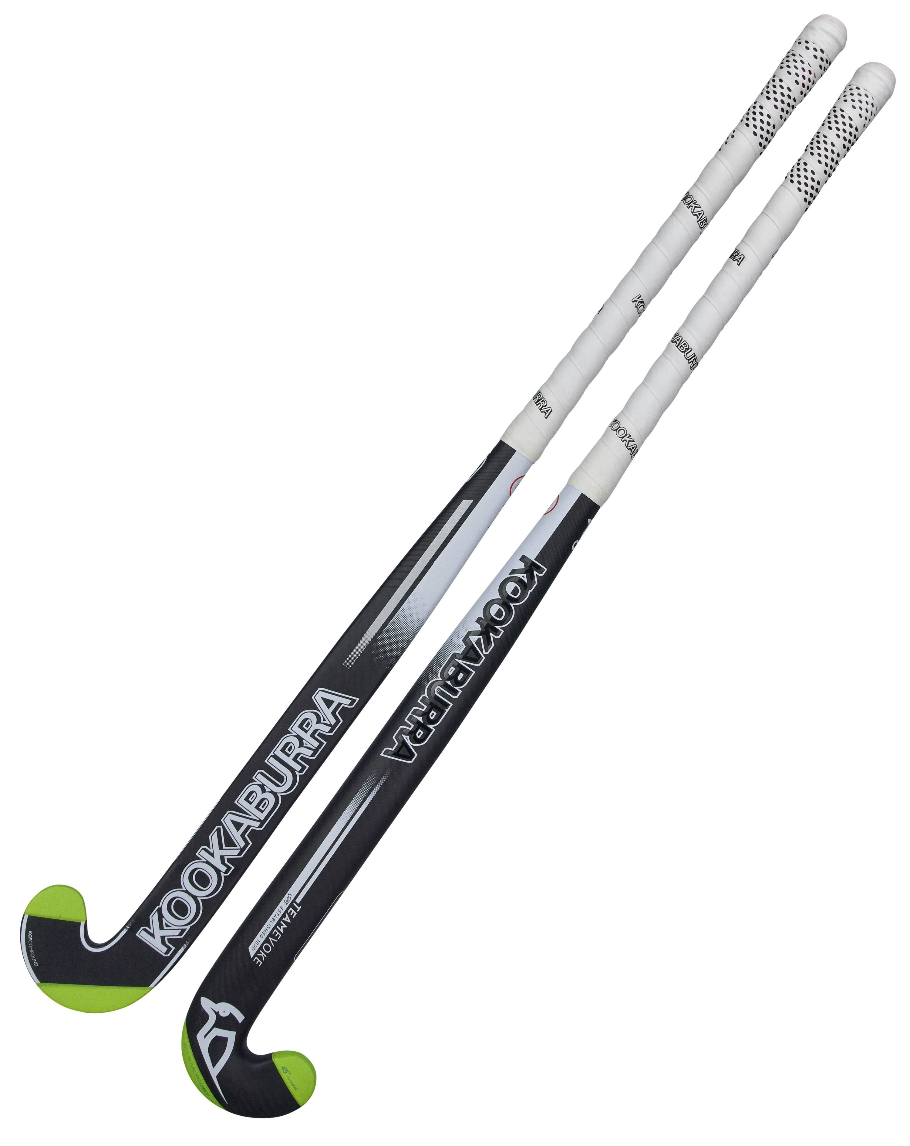 2017/18 Kookaburra Team Evoke - Lbow 1.0 Hockey Stick