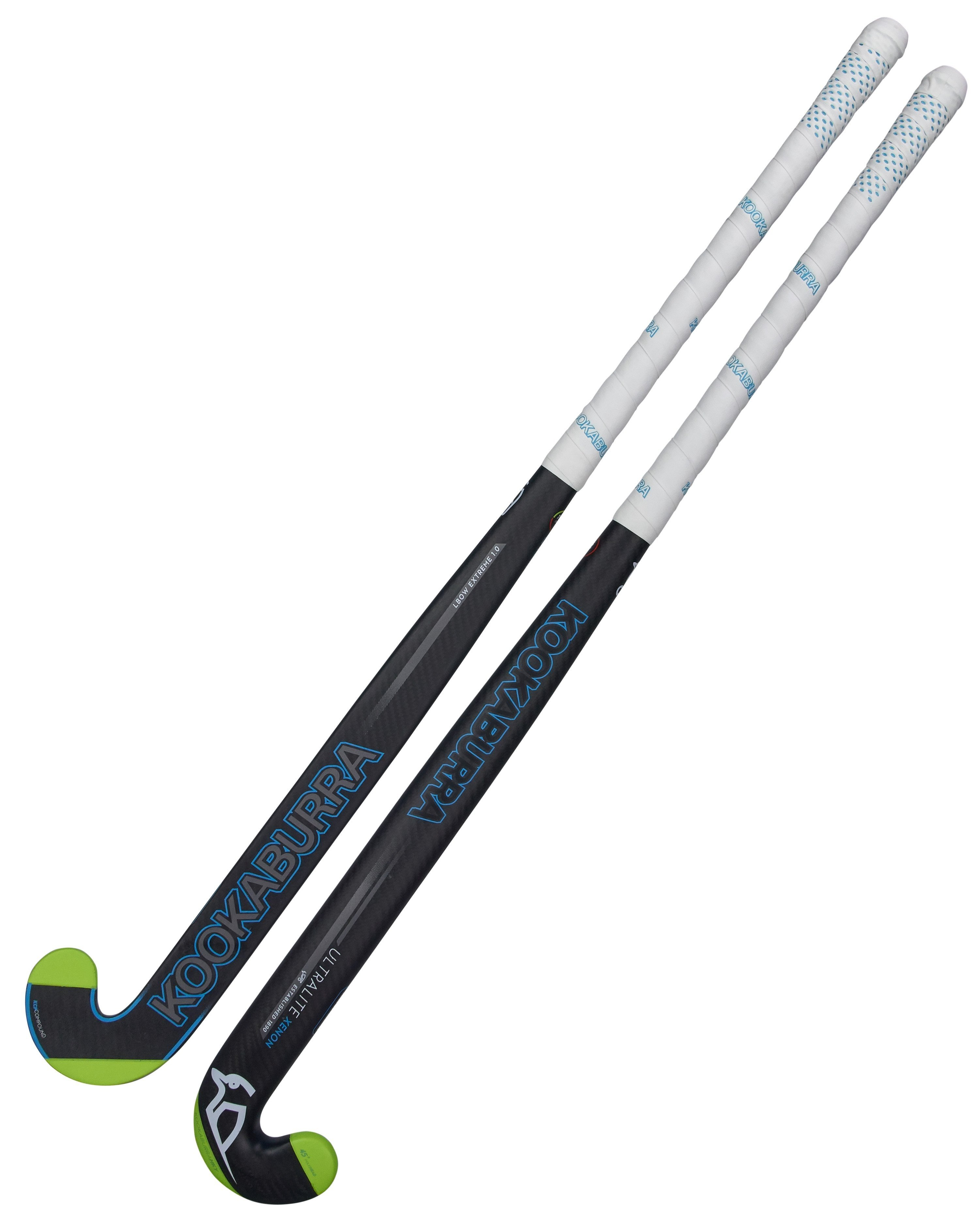 2017/18 Kookaburra Ultralite Xenon - UL Lbow Extreme 1.0 Hockey Stick