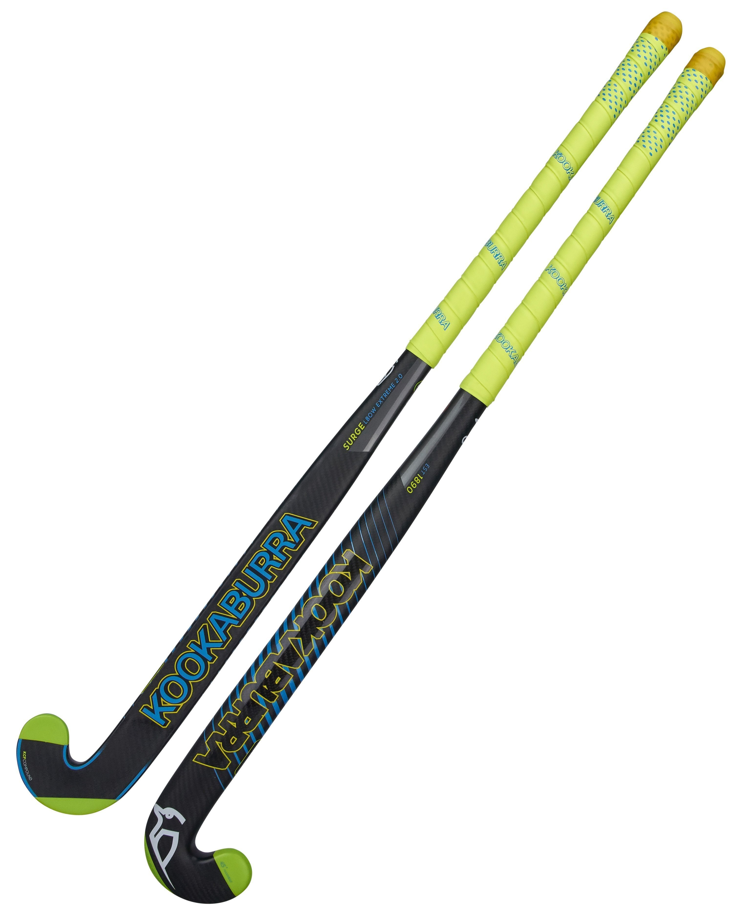 2017/18 Kookaburra Surge - Lbow Extreme 2.0 Hockey Stick