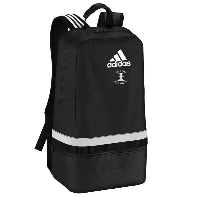 Mill Hill Village FC Adidas Cobalt Training Bag