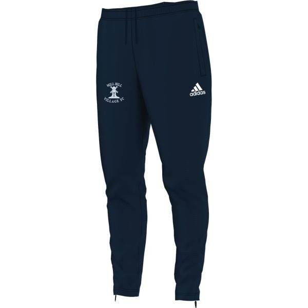 Mill Hill Village FC Adidas Navy Training Pants