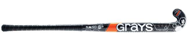 Grays Nano 5 Mid-Bow Hockey Stick