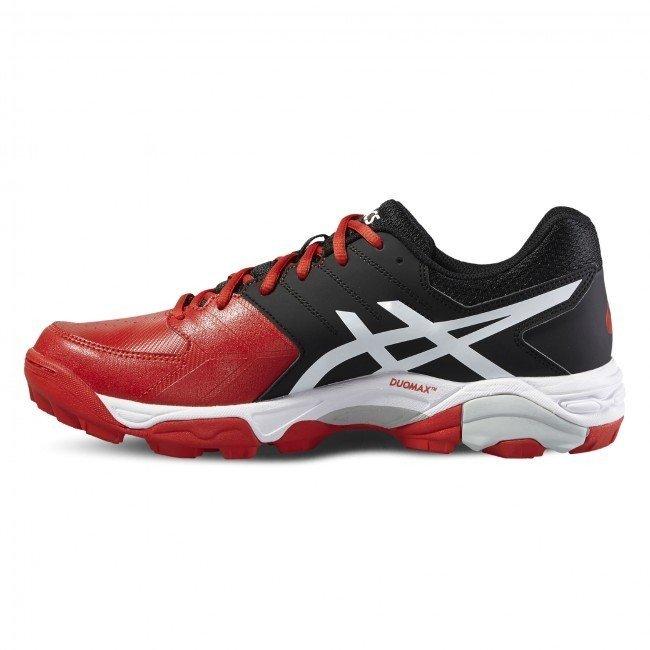 2016/17 Asics Gel-Blackheath 6 Mens Hockey Shoes - Safety Vermilion