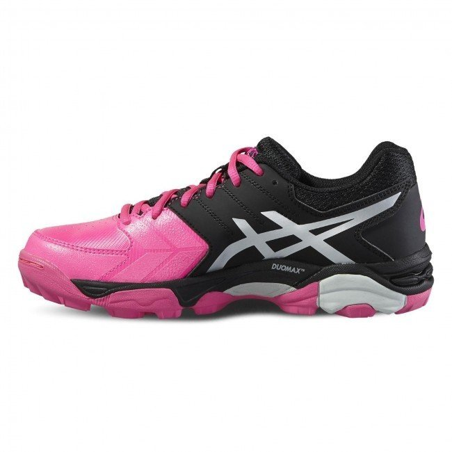 2016/17 Asics Gel-Blackheath 6 Womens Hockey Shoes - Hot Pink