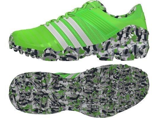 Adidas adiPower Hockey II SolarGreen Shoes