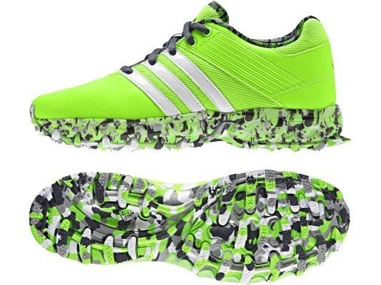 Adidas Junior adiPower Hockey II J SolarGreen Shoes