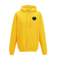The Soccer Akidemy Yellow Hoodie (Adult Sizes)