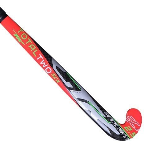 2017/18 TK Total Two SCX 2.5 Innovate Hockey Stick - Red/Black/Silver