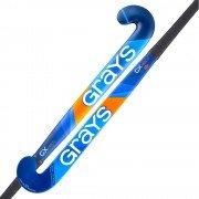 2020/21 Grays GX 3000 Ultrabow Junior Hockey Stick - Blue