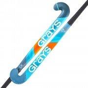 2020/21 Grays GX 2000 Dynabow Hockey Stick - Teal