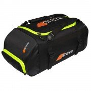2020/21 Grays GR800 Hockey Holdall - Black/Fluo Yellow