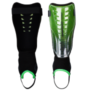 2019/20 Kookaburra Energy Lime Shin Guards
