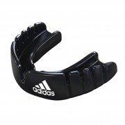 Opro Adidas Senior Mouthguard Snap-Fit - Black