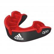 Opro Adidas Mouthguard Silver - Black