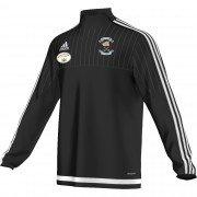 Grimsby Hockey Club Adidas Black Junior Training Top