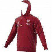 Grimsby Hockey Club Adidas Red Junior Hoody
