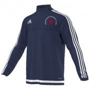 Harrogate HC Adidas Navy Training Top