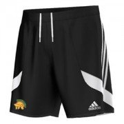 Leeds Adel HC Adidas Black Training Shorts