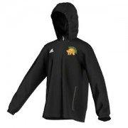 Leeds Adel HC Adidas Black Rain Jacket