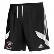 Grimsby HC Adidas Black Training Shorts