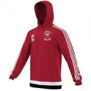 Grimsby HC Adidas Red Hoody