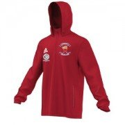 Grimsby HC Adidas Red Rain Jacket