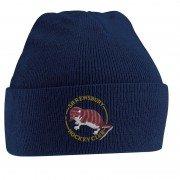 Shrewsbury Hockey Club Adidas Navy Beanie