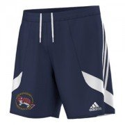 Shrewsbury Hockey Club Adidas Navy Training Shorts