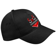 Firebrands Hockey Club Black Baseball Cap