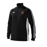 Firebrands Hockey Club Adidas Black Junior Training Top