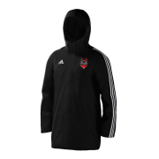 Firebrands Hockey Club Black Adidas Stadium Jacket
