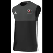 South Lakes Hockey Club Adidas Black Training Vest
