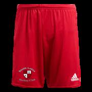 South Lakes Hockey Club Adidas Red Playing Shorts