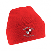 South Lakes Hockey Club Red Beanie