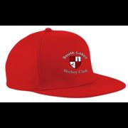 South Lakes Hockey Club Red Snapback Cap