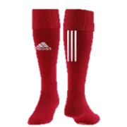 Adidas Santos 18 Red Socks