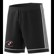 South Lakes Hockey Club Adidas Black Training Shorts