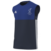 Gateshead Hockey Club Adidas Navy Training Vest