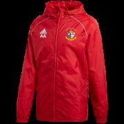 Sheffield Medics HC Adidas Red Rain Jacket