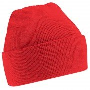 Kirkby Lonsdale Hockey Club Red Beanie