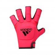 2020/21 Adidas Hockey OD Glove Hockey Shoes - Pink/Black