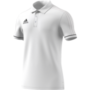 Kirkby Lonsdale Hockey Club Adidas White Polo