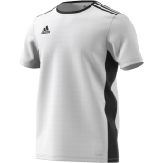 Grimsby Hockey Club Adidas White Junior Training Jersey