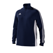 Shrewsbury Hockey Club Adidas Navy Training Top