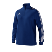 Harrogate HC Adidas Navy Junior Training Top