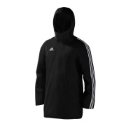 Kirkby Lonsdale Hockey Club Black Adidas Stadium Jacket