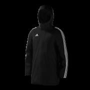 Wakefield Wanderers Hockey Club Black Adidas Stadium Jacket